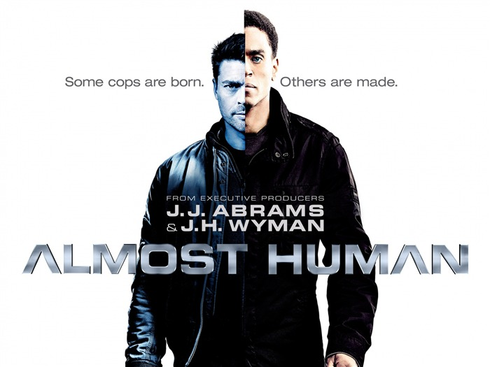 almost human 2013-Movie HD Wallpaper Views:3593