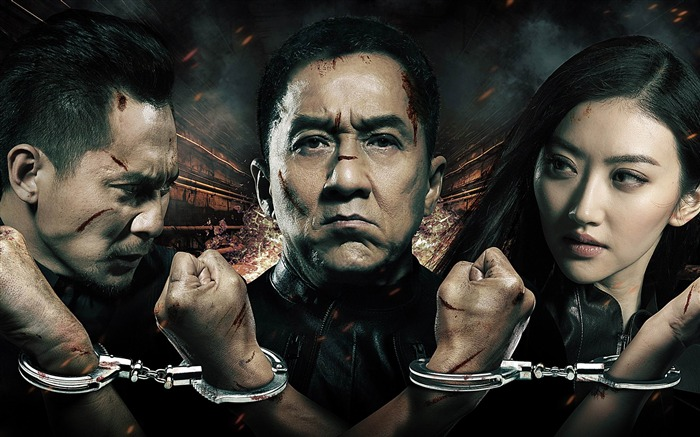 jackie chan police story 2013-Movie HD Wallpaper Views:3886