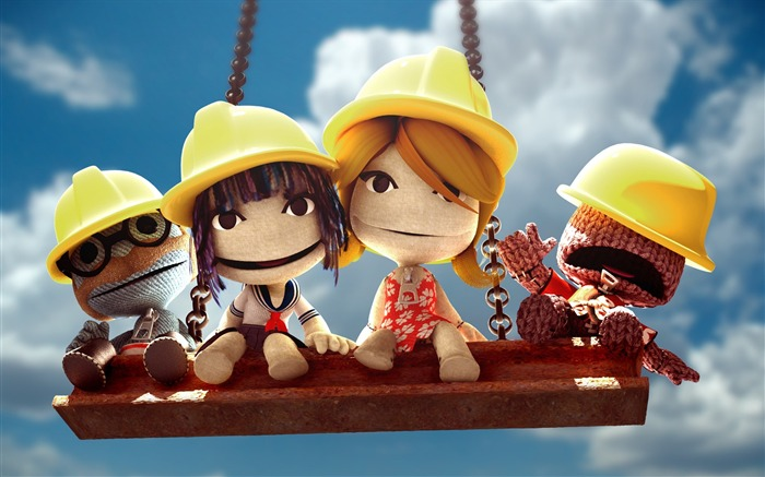 littlebigplanet-quality wallpapers Views:2591