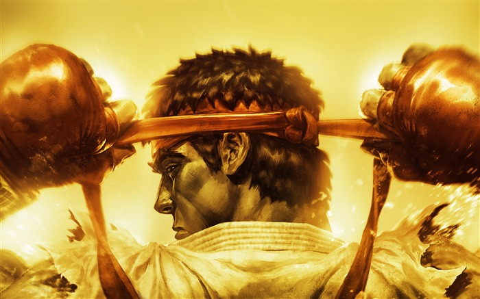 ultra street fighter 4-quality wallpaper Views:2325