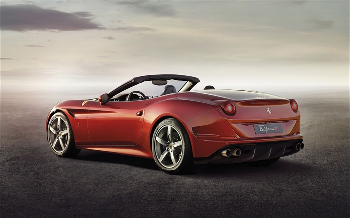 2015 Ferrari California T Auto HD Wallpaper 01 Views:3077