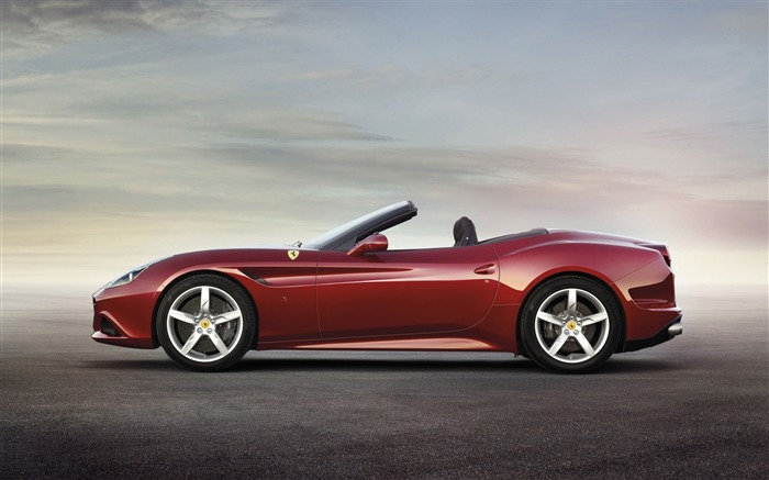 2015 Ferrari California T Auto HD Wallpaper 02 Views:3123
