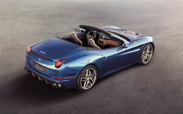 2015 Ferrari California T Auto HD Wallpaper 05 Views:3093