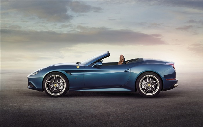 2015 Ferrari California T Auto HD Wallpaper 06 Views:3122