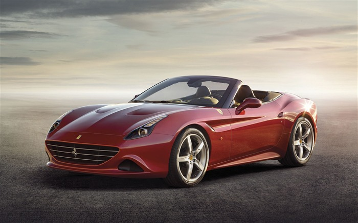 2015 Ferrari California T Auto HD Wallpaper Views:6685