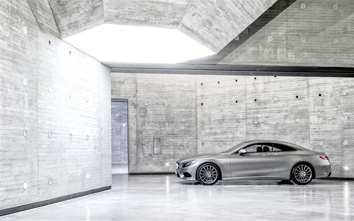 2015 Mercedes-Benz S-Class Coupe Auto HD Wallpaper 02 Views:3296