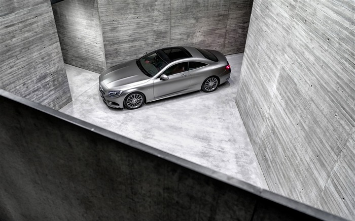 2015 Mercedes-Benz S-Class Coupe Auto HD Wallpaper 03 Views:3347