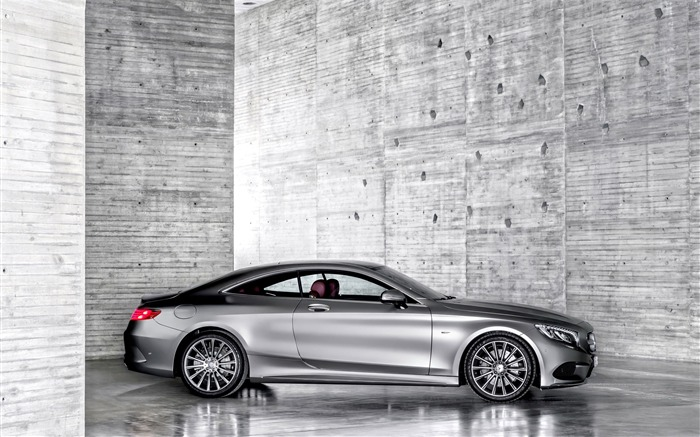 2015 Mercedes-Benz S-Class Coupe Auto HD Wallpaper 04 Views:3880