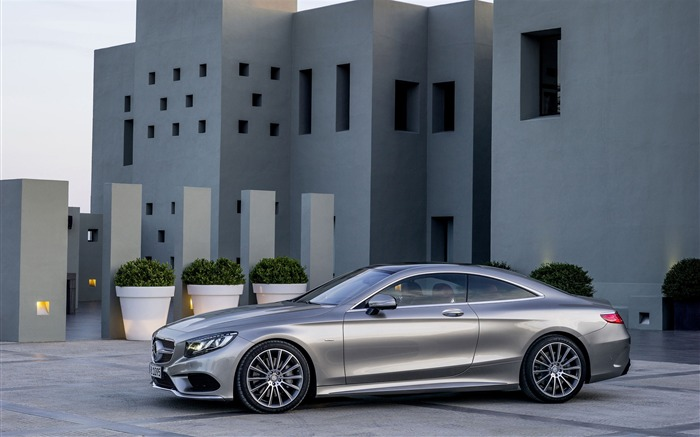 2015 Mercedes-Benz S-Class Coupe Auto HD Wallpaper 06 Views:3977