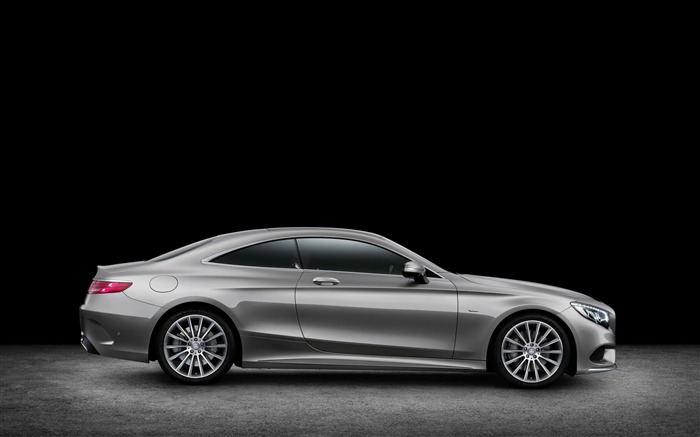 2015 Mercedes-Benz S-Class Coupe Auto HD Wallpaper 08 Views:3852