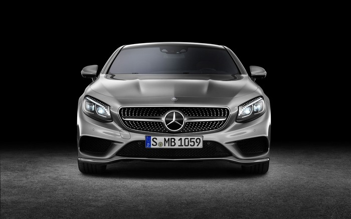 2015 Mercedes-Benz S-Class Coupe Auto HD Wallpaper 09 Views:4007