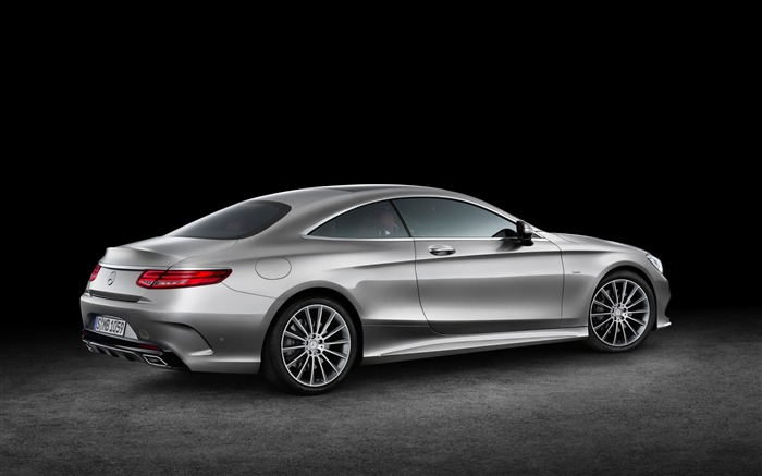2015 Mercedes-Benz S-Class Coupe Auto HD Wallpaper 10 Views:3995
