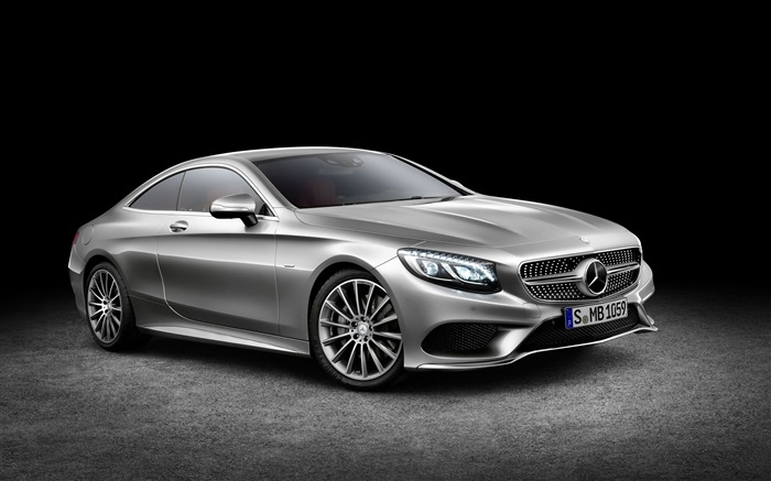 2015 Mercedes-Benz S-Class Coupe Auto HD Wallpaper 11 Views:3217