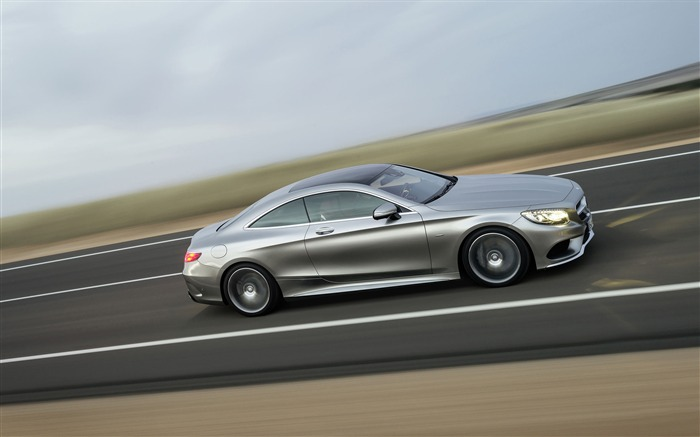 2015 Mercedes-Benz S-Class Coupe Auto HD Wallpaper 13 Views:3268
