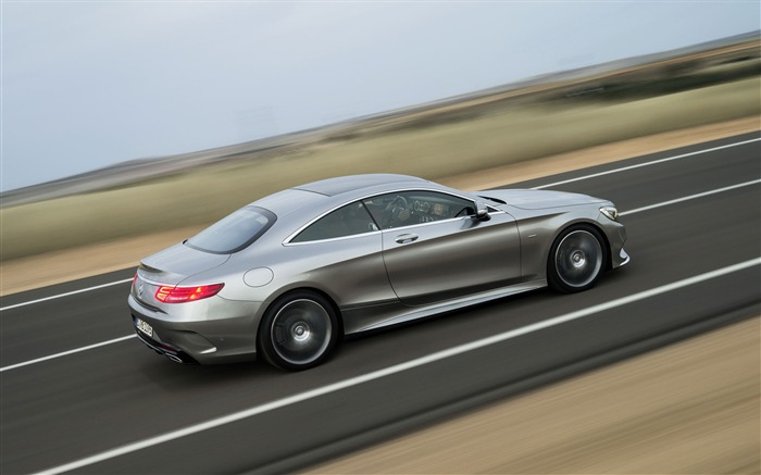 2015 Mercedes-Benz S-Class Coupe Auto HD Wallpaper 15 Views:3655