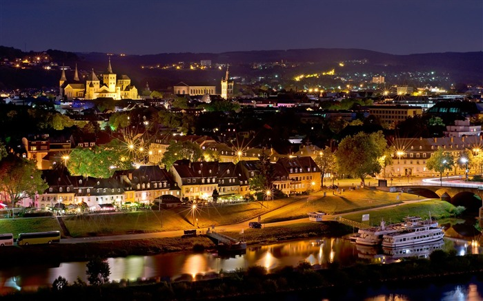 Trier Germany-Cities HD wallpaper Views:2124