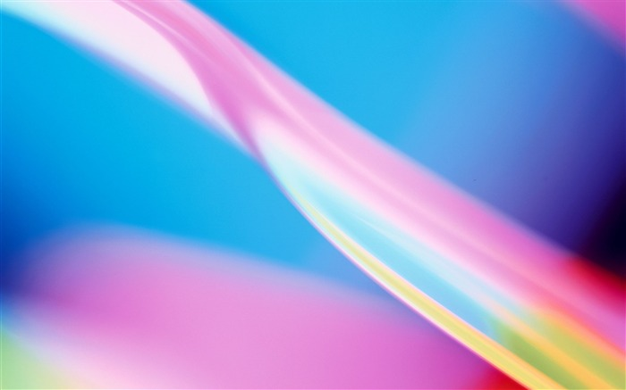lines wavy bright colorful-Design HD wallpaper Views:4068