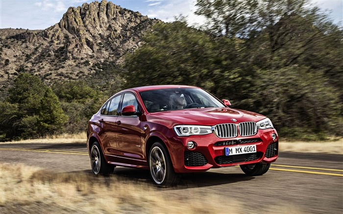 2015 BMW X4 Auto HD Wallpaper 01 Views:3223