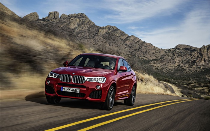 2015 BMW X4 Auto HD Wallpaper 02 Views:2769