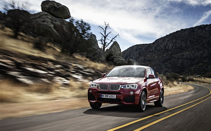 2015 BMW X4 Auto HD Wallpaper 03 Views:2797