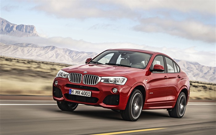 2015 BMW X4 Auto HD Wallpaper 04 Views:2447