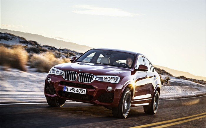 2015 BMW X4 Auto HD Wallpaper 05 Views:2631
