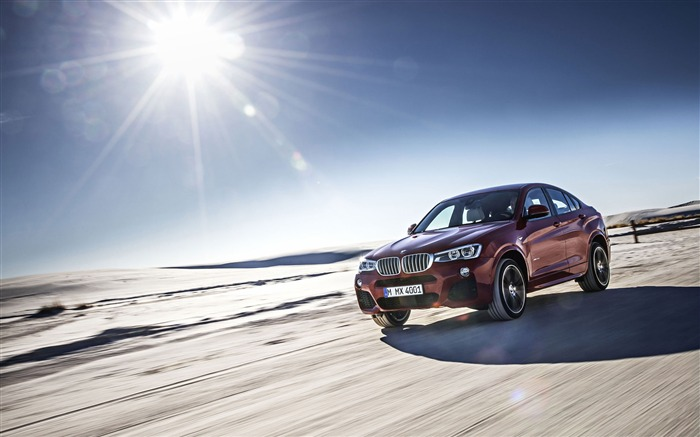 2015 BMW X4 Auto HD Wallpaper 06 Views:2736