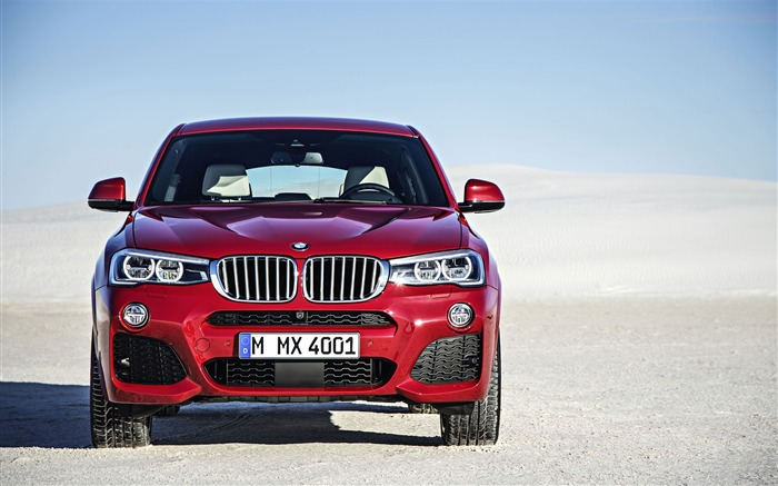 2015 BMW X4 Auto HD Wallpaper 07 Views:2797