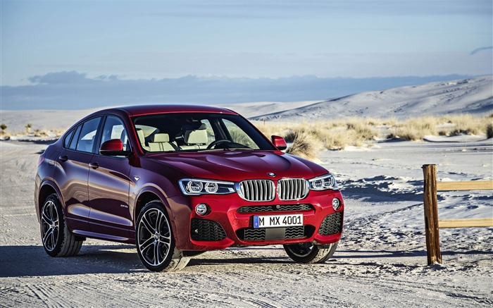 2015 BMW X4 Auto HD Wallpaper 09 Views:2726