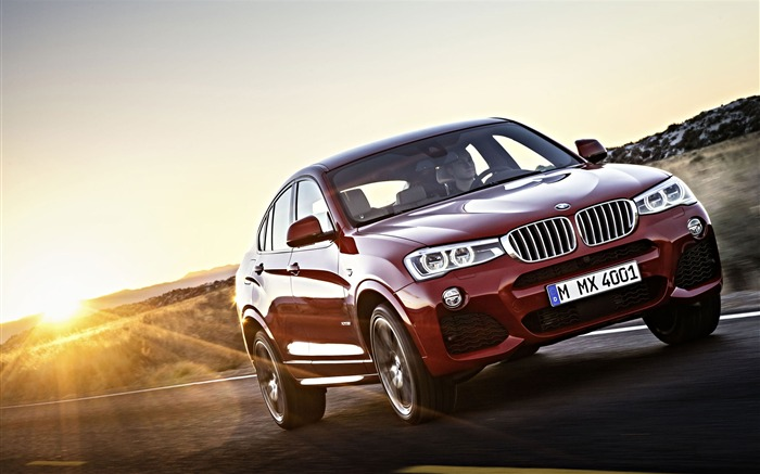 2015 BMW X4 Auto HD Wallpaper Views:3256