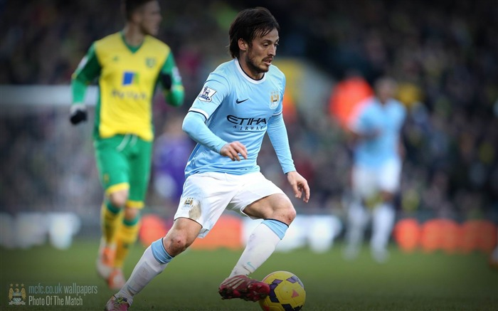 Norwich 0-0 Manchester City-Sport Wallpaper Views:2692