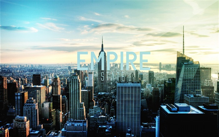 empire state-Cities HD Wallpaper Views:3233