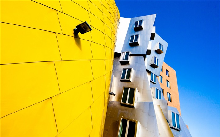 frank gehry architecture-Cities HD Wallpaper Views:3540
