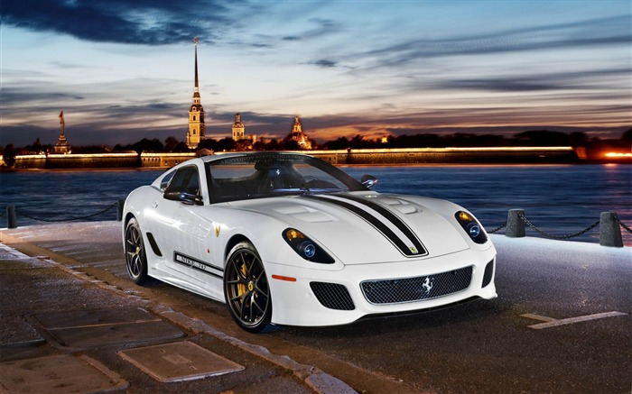 Ferrari 599 gto-Car HD wallpaper Views:3768