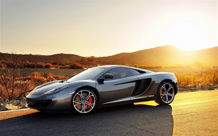 McLaren mp4 12c sport-Car HD wallpaper Views:3750