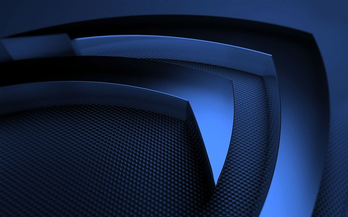 NVIDIA logo-Brand Desktop Wallpaper Views:2799