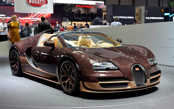 Rembrandt Bugatti veyron-Car HD wallpaper Views:2532