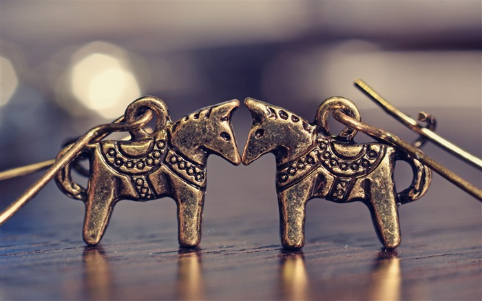 earrings horses jewelry-High quality wallpaper Views:2928