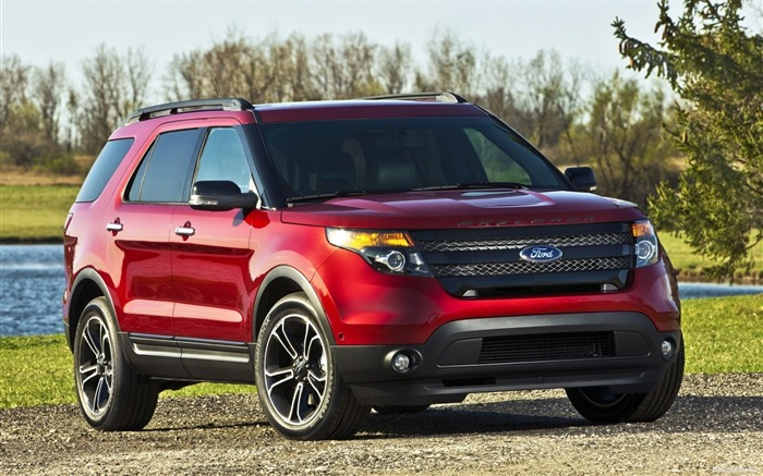 ford explorer auto-Car HD wallpaper Views:3069