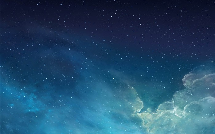 ios 7 galaxy-Brand Desktop Wallpaper Views:3671