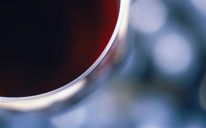 wine glass close up-High quality wallpaper Views:1984
