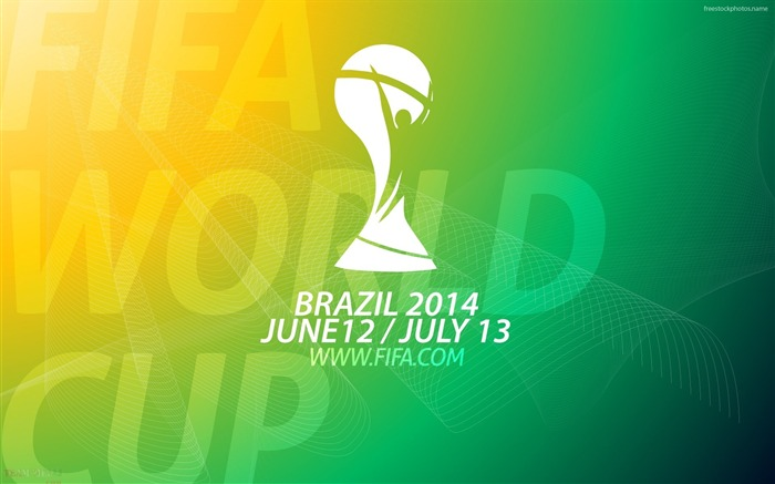 2014 Brazil 20th FIFA World Cup Desktop Wallpaper 11 Views:3778