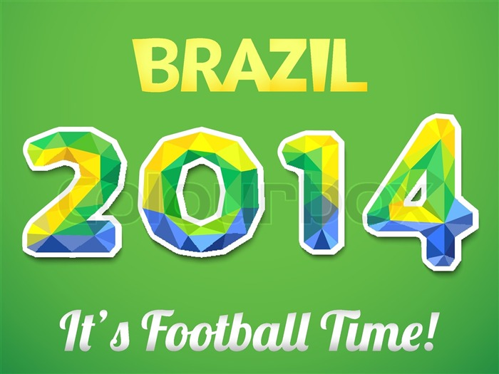 2014 Brazil 20th FIFA World Cup Desktop Wallpaper 17 Views:1810