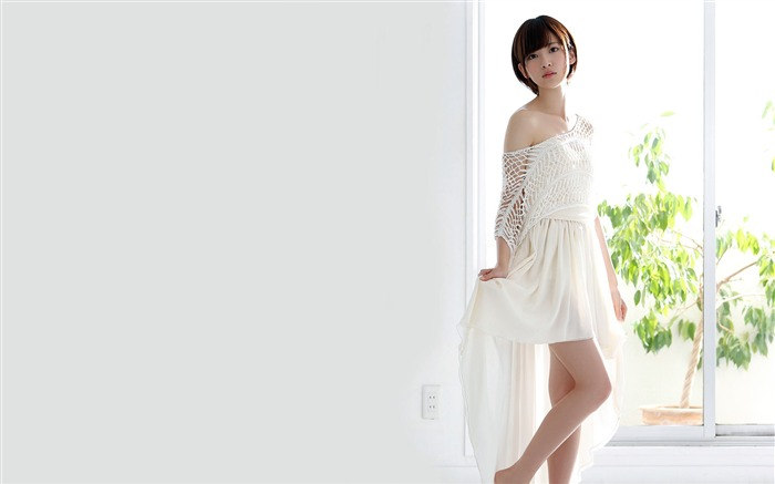 Hashimoto Nanami Japan beauty photo wallpaper 02 Views:5726
