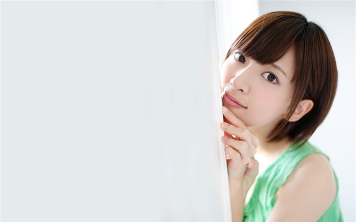Hashimoto Nanami Japan beauty photo wallpaper 03 Views:4660