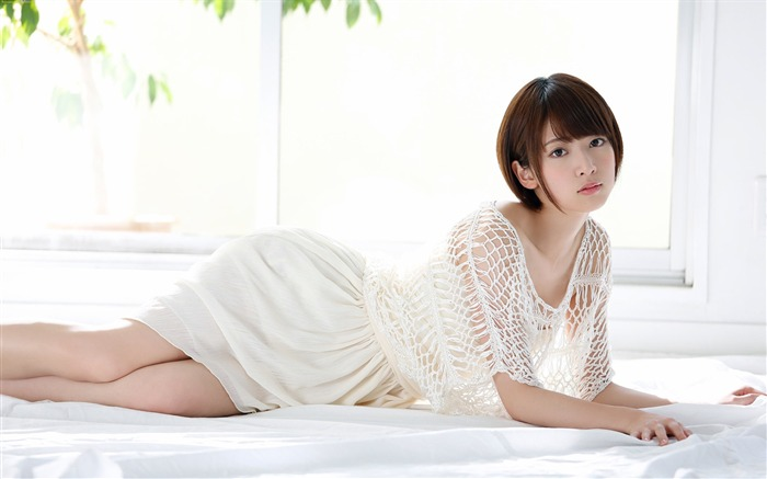 Hashimoto Nanami Japan beauty photo wallpaper 04 Views:7191