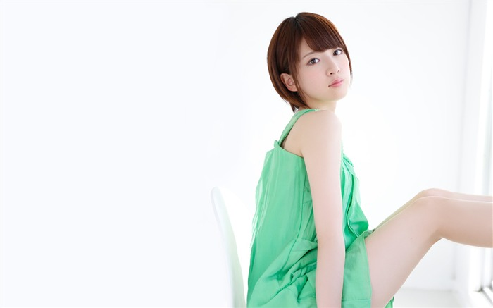 Hashimoto Nanami Japan beauty photo wallpaper 06 Views:4324