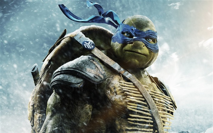 Teenage Mutant Ninja Turtles 2014 Movie HD Wallpaper Views:7866