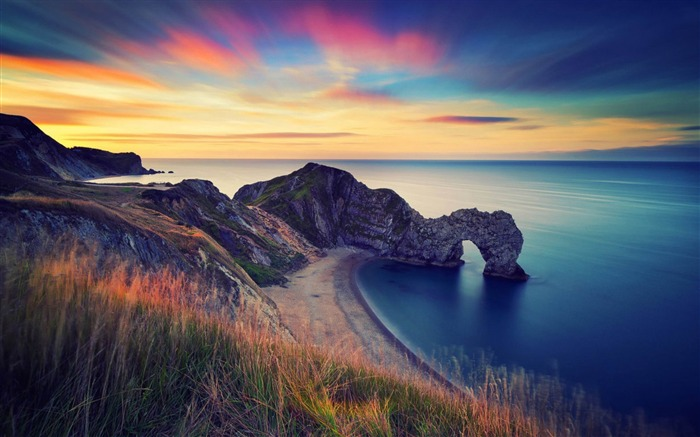 Title:durdle door-Scenery HD Wallpaper Views:4957