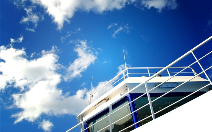 ferryboat-High quality wallpaper Views:2925